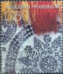 Sellos del Mundo : Europa : Croacia : Scott#702 , intercambo 0,25 usd. , 0,50 kuna , 2008