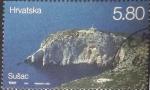 Stamps : Europe : Croatia :  Scott#xxxx , dm1g2 intercambo 1,90 usd. , 5,80 kuna , 2014
