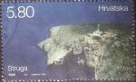 Sellos del Mundo : Europa : Croacia : Scott#xxxx , intercambo 1,90 usd. , 5,80 kuna , 2014