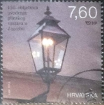 Sellos del Mundo : Europa : Croacia : Scott#xxxx , intercambo 3,80 usd. , 7,60 kuna , 2013
