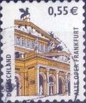 Stamps Germany -  Scott#2214 , intercambio 1,00 usd. , 0,55 € , 2002