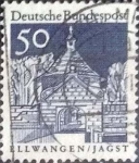 Sellos de Europa - Alemania -  Scott#943 , intercambio 0,20 usd. , 50 cents. , 1967