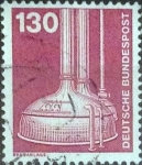 Stamps Germany -  Scott#1182 , intercambio 0,30 usd. , 130 cents. , 1982