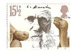 Stamps United Kingdom -  Cent. de la muerte de Charles Darwin 1809-1882