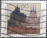 Stamps Europe - Germany -  Scott#1743 , intercambio 0,35 usd. , 60 cents. , 1992