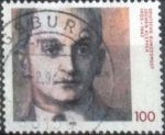Stamps Europe - Germany -  Scott#1767 , intercambio 0,35 usd. , 100 cents. , 1972