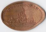 monedas del Mundo : Europa : Alemania :  Burg Cochem