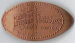 monedas del Mundo : Europa : España :  Casas colgadas Cuenca