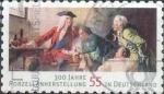 Sellos de Europa - Alemania -  Scott#2577A , intercambio 0,70 usd. , 55 cents. , 2010