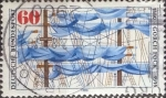 sellos de Europa - Alemania -  Scott#1337 , intercambio 0,20 usd. , 60 cents. , 1980