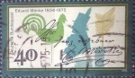 Stamps : Europe : Germany :  Scott#1166 , intercambio 0,20 usd. , 40 cents. , 1975