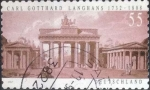Stamps Europe - Germany -  Scott#2463 , intercambio 0,80 usd. , 55 cents. , 2007