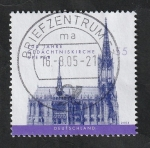 Stamps : Europe : Germany :  2242 - Catedral de Speyer