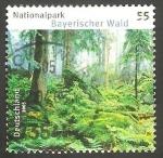 Stamps : Europe : Germany :  2278 - Parque nacional bávaro