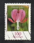 Stamps : Europe : Germany :  2370 - Flor dicentra spectabilis