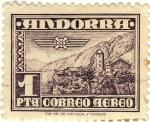 Stamps Europe - Andorra -  Andorra la Vella