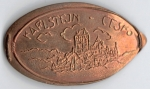 monedas del Mundo : Europa : República_Checa :  karlstejn cesko