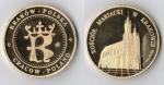 monedas de Europa - Polonia -  KOSCIOL MARIACKI W KRAKOWIE