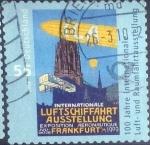 sellos de Europa - Alemania -  Scott#2534 , intercambio 0,80 usd. , 55 cents. , 2009