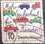 Sellos de Europa - Alemania -  Scott#1954 , intercambio 0,55 usd. , 10 cents. , 1997