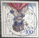 Sellos de Europa - Alemania -  Scott#1763 , cr1f intercambio 0,35 usd. , 100 cents. , 1992