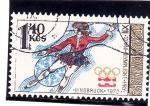 Stamps : Europe : Czechoslovakia :  OLIMPIADA INNSBRUCK