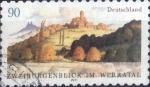 de Europa - Alemania -  Scott#2609 , intercambio 1,25 usd. , 90 cents. , 2011