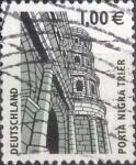de Europa - Alemania -  Scott#2205 , intercambio 1,75  usd. , 1,00 € , 2002