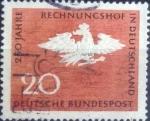 de Europa - Alemania -  Scott#900 , intercambio 0,20  usd. , 20 cents. , 1964