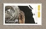 Sellos de America - Canadá -  150 Aniv de la Columbia Británica