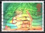 Stamps United Kingdom -  DECORACIÓN  DE  ÁRBOL