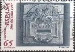 Stamps Spain -  Scott#2880 , intercambio 0,20 usd. , 65 pts. , 1997