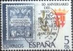 Sellos de Europa - España -  Scott#2176 , intercambio 0,20 usd. , 5 pts. , 1979
