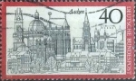 Stamps Europe - Germany -  Scott#1109 , intercambio 0,20 usd. , 40 cents. , 1973