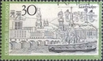 Stamps Europe - Germany -  Scott#1106 , intercambio 0,20 usd. , 30 cents. , 1973