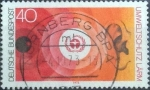Stamps Europe - Germany -  Scott#1121 , intercambio 0,20 usd. , 40 cents. , 1973