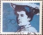 Sellos de Europa - Alemania -  Scott#1158 , intercambio 0,70 usd. , 70 cents. , 1975