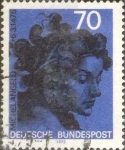 Stamps Europe - Germany -  Scott#1161 , intercambio 0,95 usd. , 70 cents. , 1975