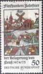 Sellos de Europa - Alemania -  Scott#1169 , intercambio 0,20 usd. , 50 cents. , 1975