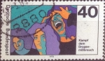 Stamps Europe - Germany -  Scott#1200 , intercambio 0,20 usd. , 40 cents. , 1975