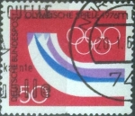 Stamps Europe - Germany -  Scott#1204 , intercambio 0,20 usd. , 50 cents. , 1976