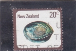 Stamps : Oceania : New_Zealand :  PAUA