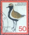 Sellos de Europa - Alemania -  Scott#1222 , intercambio 0,20 usd. , 50 cents. , 1976
