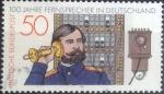 Sellos de Europa - Alemania -  Scott#1261 , intercambio 0,20 usd. , 50 cents. , 1977