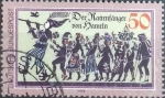 Stamps Germany -  Scott#1273 , intercambio 0,20 usd. , 50 cents. , 1978