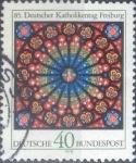 sellos de Europa - Alemania -  Scott#1278 , intercambio 0,20 usd. , 40 cents. , 1978