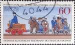 sellos de Europa - Alemania -  Scott#1294 , intercambio 0,20 usd. , 60 cents. , 1979