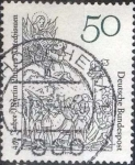Stamps Europe - Germany -  Scott#1296 , intercambio 0,20 usd. , 50 cents. , 1979