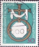 Stamps Europe - Germany -  Scott#1297 , intercambio 0,20 usd. , 50 cents. , 1979