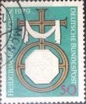 Sellos de Europa - Alemania -  Scott#1297 , intercambio 0,20 usd. , 50 cents. , 1979